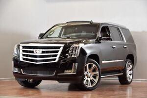 2018 Cadillac Escalade Luxury 4RM V8 DE 6,2L CUIR TOIT NAV LOCAT