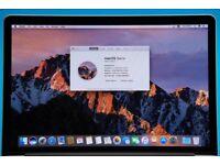 Macbook Pro mid 2015 A138 2.2GHz 256GB SSD 16GB RAM + Lacie 500GB Rugged SSD