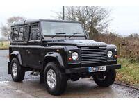Land Rover Defender 90 2.4 TDi County Hard Top 3dr
