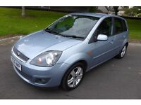 FORD FIESTA 1.2 ZETEC CLIMATE ** 56 PLATE ** 49,000 MILES ** WITH HISTORY **