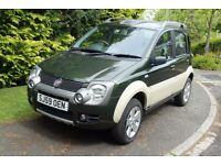 Fiat Panda Cross 4x4 diesel multijet, 61000 miles, full service history, excellent condition