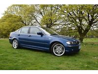 2003 BMW 330D SE AUTO 181 BHP LONG MOT LOW MILES BARGAIN