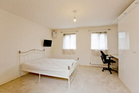 EN-SUITE EXTRA LARGE ROOM NEAR CITY AIRPORT (E16 2RT