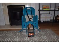 Rear Child Bike Seat Carrier - up to 22kg - Excellent Condition