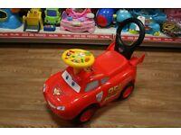 Disney Cars Lightning McQueen Ride on car