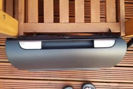 Audi A3 8P Glovebox in Black With Clean Invisible Repair