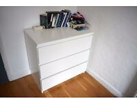 Wardrobe and Chest of Drawers Like New!