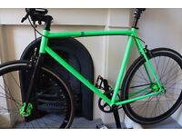 State Bicycle Company - Fixed Gear - Single Speed - Bike