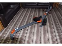 Body Sculpture Rower and Gym - as new condition, folds away when not in use