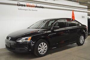 2012 Volkswagen Jetta 2.0L Trendline+ (A6), A/C, HEATED SEATS!