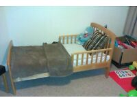 John Lewis Anna Junior and Toddler Bed