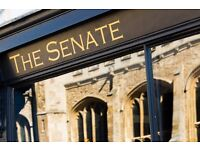 RECRUITING NOW - Experienced Waiting & Bar Staff Required