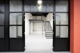 New small warehouse workspaces coming soon in Wembley