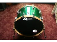 Hoshino Rogers drum shell pack. Looks great, sounds great but not original