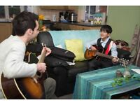 Learn Guitar in a Creative Way with a 'Guitar Star' - Beginner or Experienced. All ages!