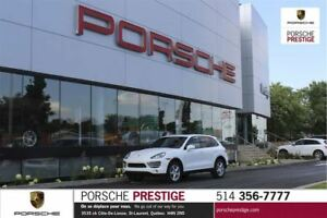 2014 Porsche Cayenne Diesel Pre-owned vehicle 2014 Porsche Cayen