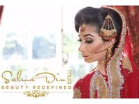 SalmaDinMUA - Asian Bridal/Party Hair & Makeup artist