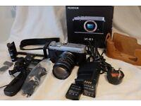 Fujifilm Fuji X - E1