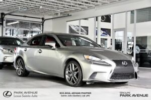 2015 Lexus IS 350 *NOUVEL ARRIVAGE* F SPORT 2 * AWD * GPS *