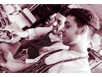 Chef de Partie + small team + straight shifts + training