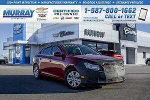 2014 Chevrolet Cruze 1LT **Remote Vehicle Start! Cruise Control!