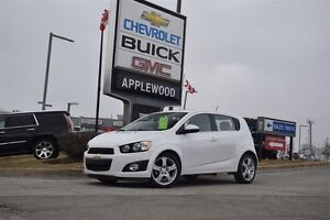 2016 Chevrolet Sonic SUNROOF, HEATED SEATS, WI-FI, TOUCH SCREEN