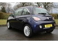 Vauxhall Adam 1.2 i VVT ecoFLEX 16v GLAM (s/s) Good / Bad Credit Car Finance