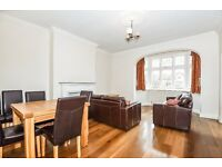 3 bed 2 bath flat with roof terrace - Becmead Avenue SW16 - £1990 per month