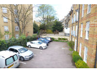 Parking space - 5 minutes from West Kensington underground stn.