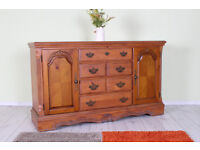 5 FT SIDEBOARD WITH LOTS OF STORAGE & HEAVY - CAN COURIER