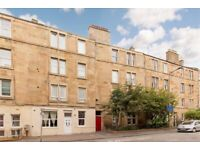 To rent - Caledonian Cres, Dalry-large 1 bed flat, new shower room, new flooring , newly decorated