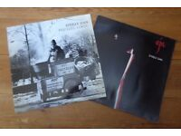 Steely Dan Pretzel Logic and Aja vinyl albums