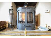 Charnwood SLX45 multifuel stove