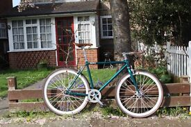 Special Offer GOKU CYCLES Steel Frame Single speed road bike TRACK bike fixed gear fixie bike D8