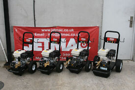 Honda Petrol Pressure washers summer sale by Jetmac