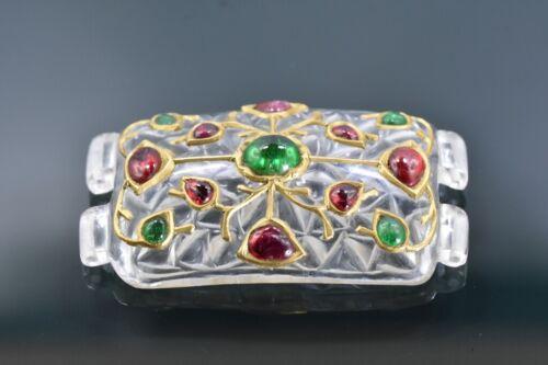Mughal Style Rock Crystal Armlet (Baju Band)
