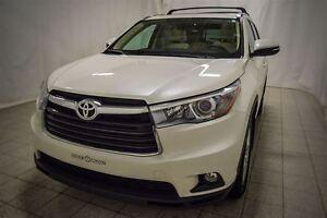 2014 Toyota Highlander Limited, AWD, Navigation, Cuir, Camera Re