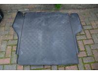 large Rubber Car boot mat
