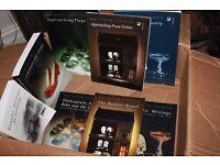 O.U set texts A103 Humanities and A210 Literature