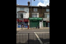 Lock up shop in busy location to let as short or long term for retail (A1) or Office (A2) uses