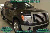 2010 Ford F-150 XLT, V8, 4X4,LEATHER HEATED SEATS