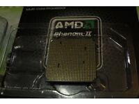 AMD Quadcore Phenom II X4 965 BE (HDZ965FBK4DGM, CACDC AC) Socket AM2+, AM3