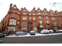* 2x studios for the price of one! Hans Place, Knightsbridge * Communal garden access *