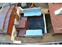 Model Boat - unfinished project!