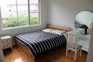 Fully FURNISHED  master bed room in a lovely and quiet House West Ryde Ryde Area Preview
