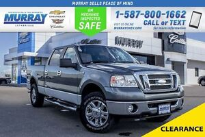 2007 Ford F-150 XTR  **What A Deal! Low Mileage!**