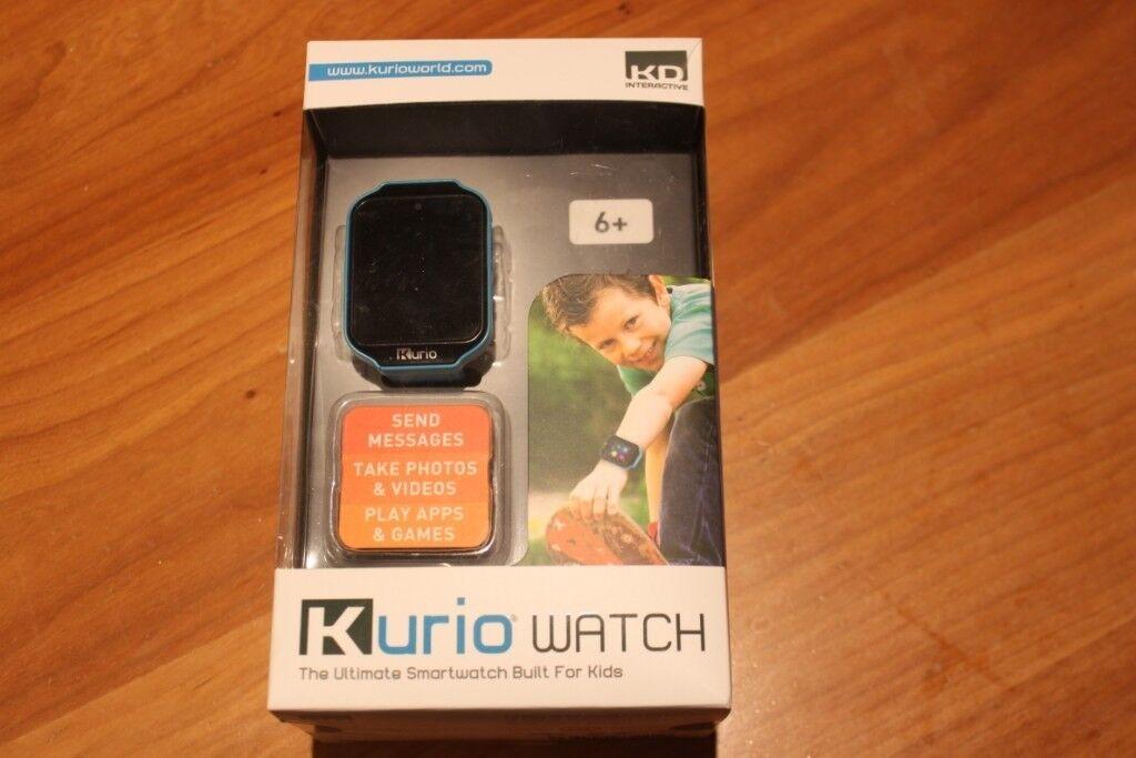 Kids children Kurio Smart Watch Blue Boxed | in Oakham, Rutland | Gumtree