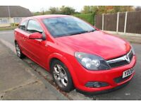 Vauxhall Astra Breeze 1.4 Petrol, Red 2008