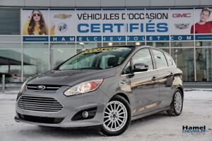 2013 Ford C-Max Hybrid SEL, cuir, toit panoramique, navigation