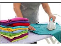 Ironing only £1